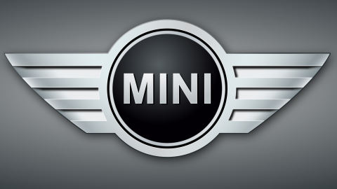 LOGO Mini Cooper HD Wallpaper