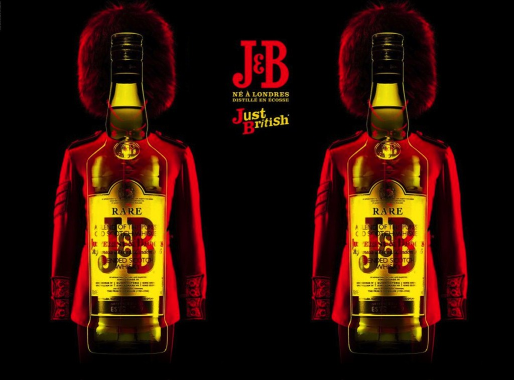 british JB 1024x758 J&B dévoile de ses racines... So british !