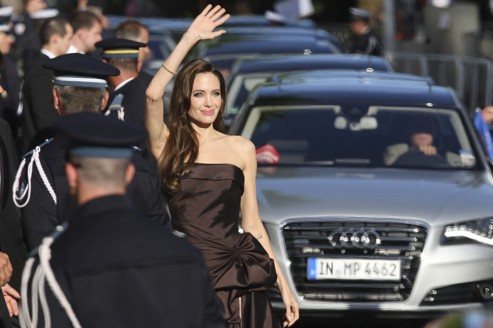 audi photo 5 AUDI : star du Festival de Cannes